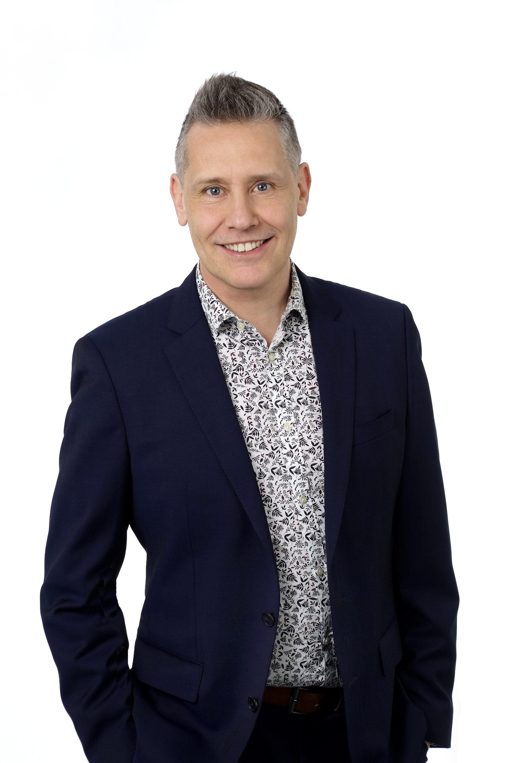 Stefan Burkhardt präsentiert seine Vita